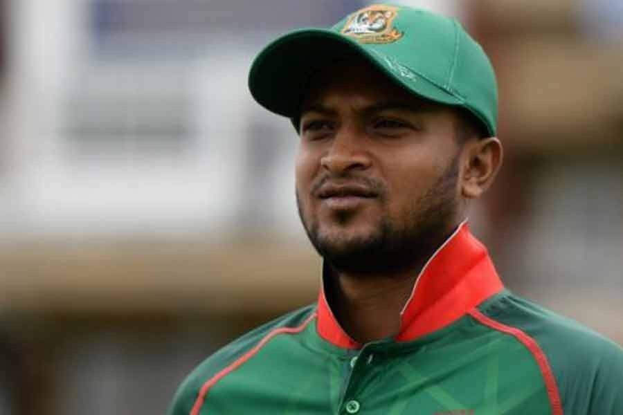 Shakib to train at BKSP from Sept