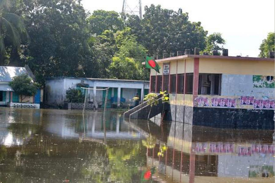 Meeting post-flood challenges