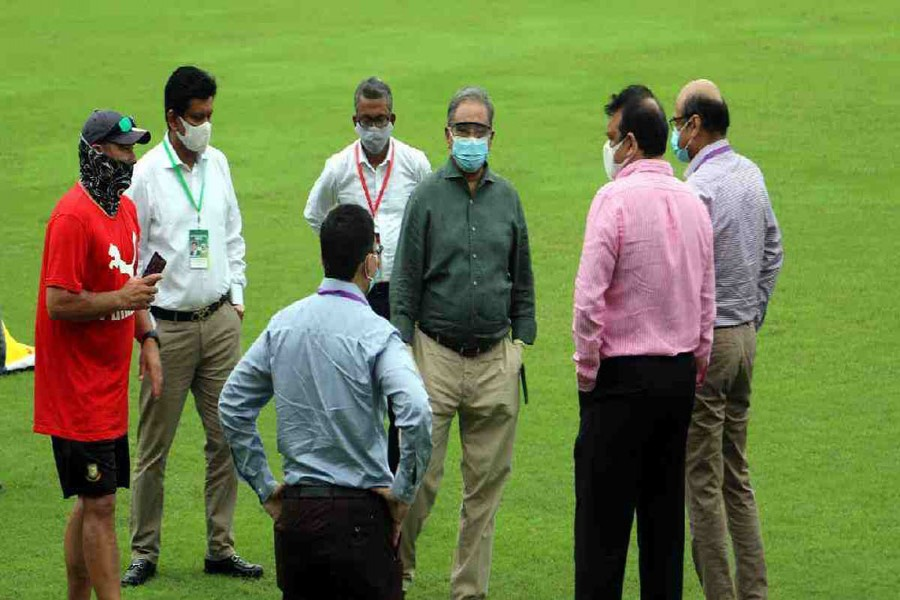 Sri Lanka tour not possible at the moment, says BCB chief