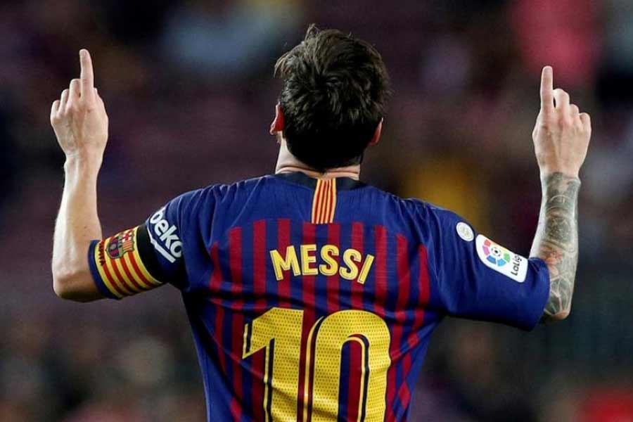 Messi still remains world's richest football player