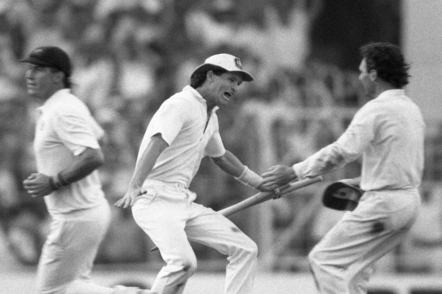 Former Australia batsman Dean Jones dies in India aged 59
