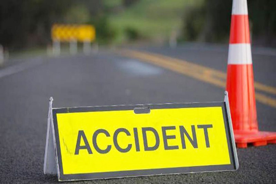 Two die in Satkhira road crash