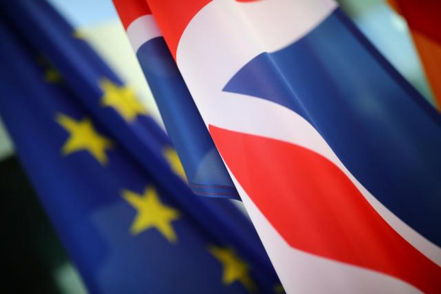 EU takes action over UK's blow to Brexit bill