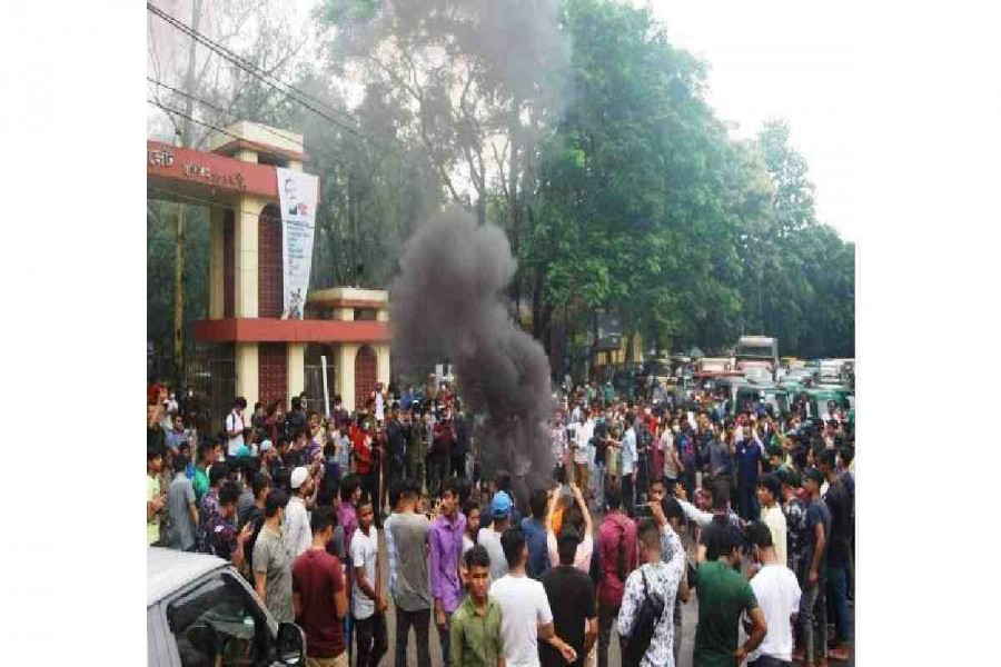 DNA of six accused in MC College gang rape incident collected