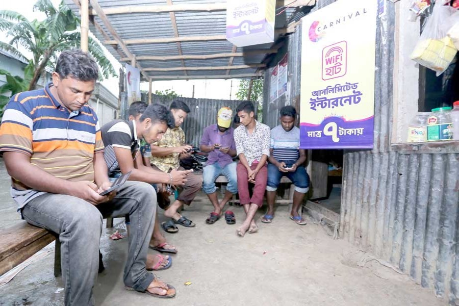 100m rural people in Bangladesh to get high-speed internet this year