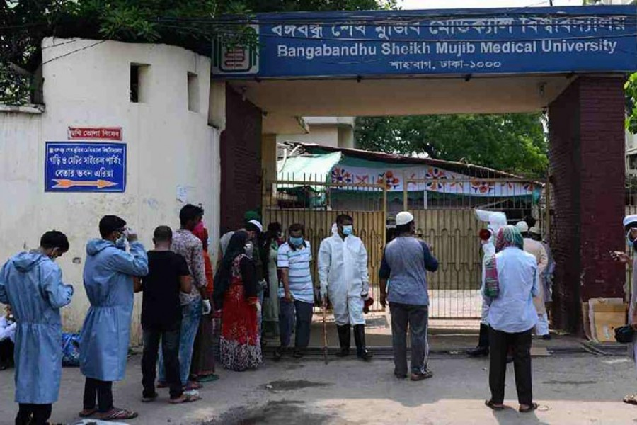Covid-19 exposes fault lines of Bangladesh's healthcare sector