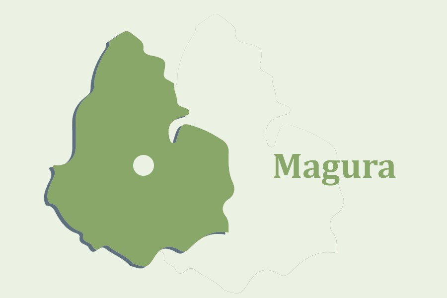 Baby born with two heads in Magura
