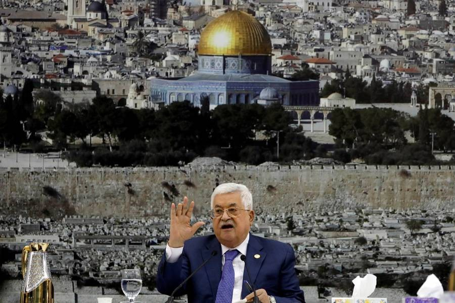 Palestinians announce first elections in 15 years