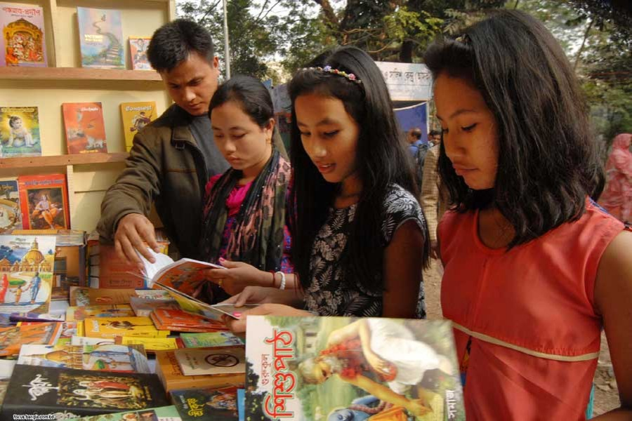 A year without Ekushey Book Fair