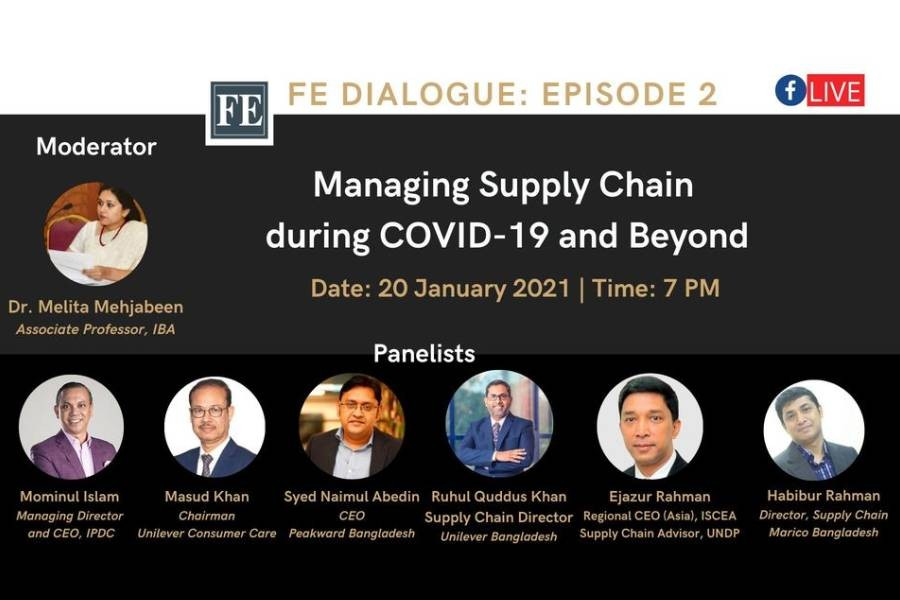 FE to hold webinar on supply chain during Covid, tomorrow