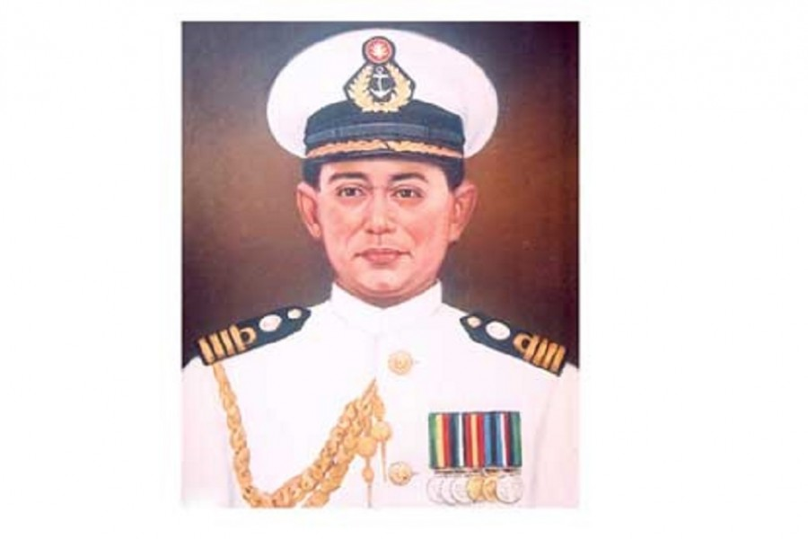 War-time naval commander Nurul Huq passes away