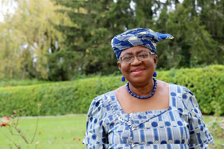 Nigerian woman set to become WTO's first female leader