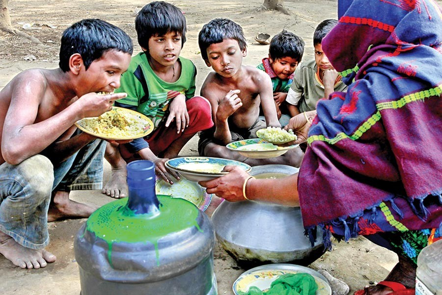 Poverty eradication has to be sustainable