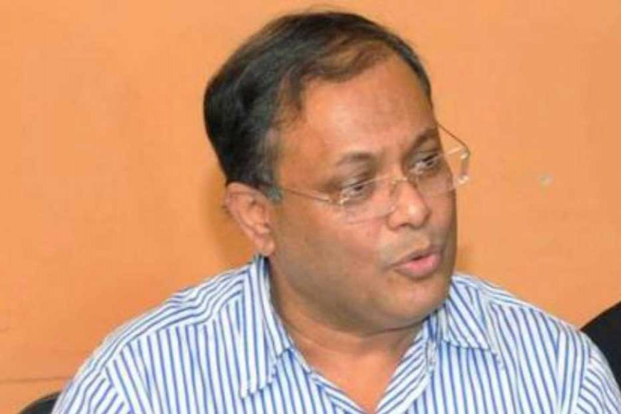 Hasan questions Khaleda why she left cantonment on the day of BDR munity