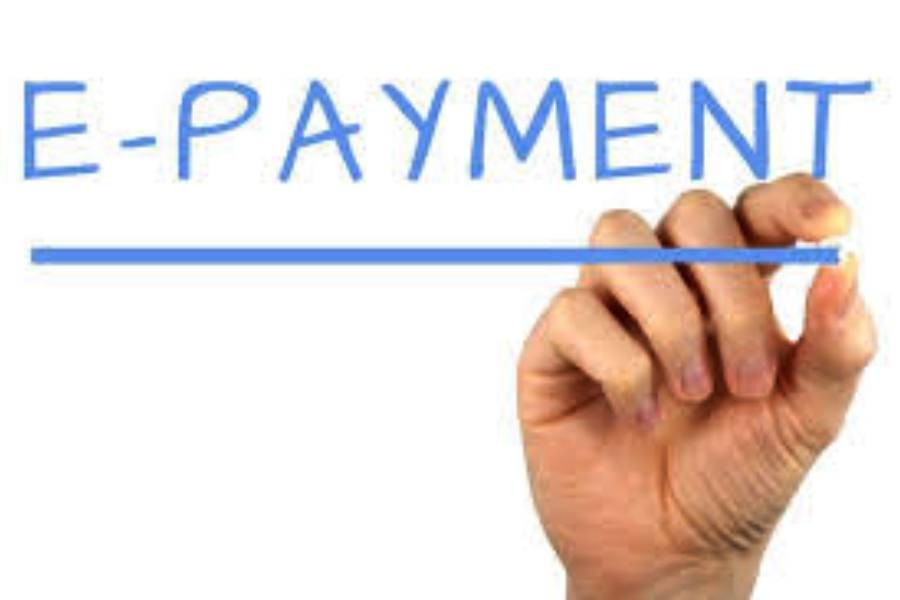 E-payment of fees, charges made mandatory