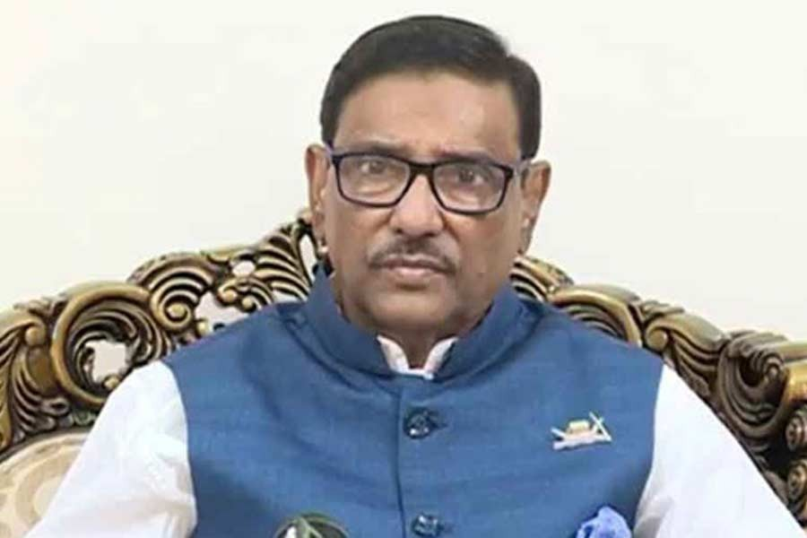Obaidul Quader urges all not to incite chaos over Modi's visit