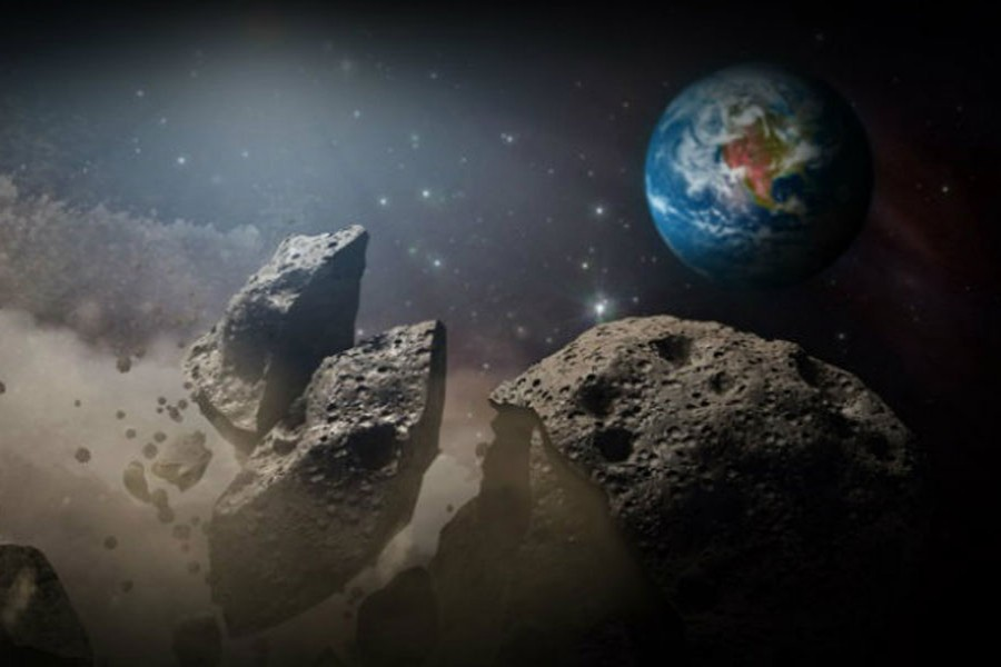 Earth safe from asteroid for 100 years, NASA says