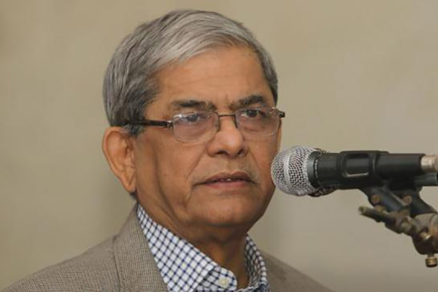BNP finds no visible steps against coronavirus outbreak, Fakhrul says