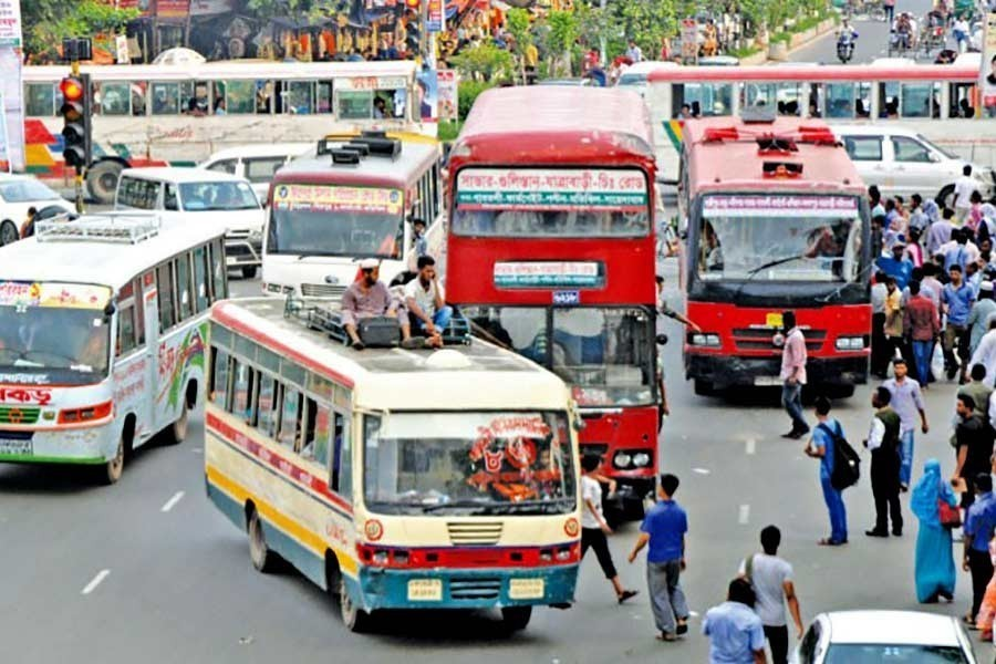 Bus operators carrying passengers at full capacity charging four times fare
