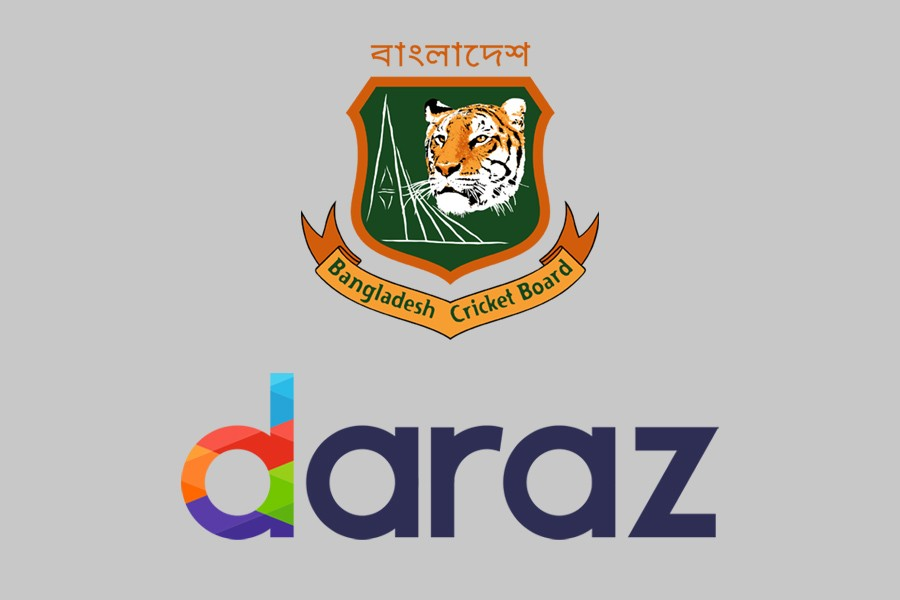 Daraz to sponsor national cricket team