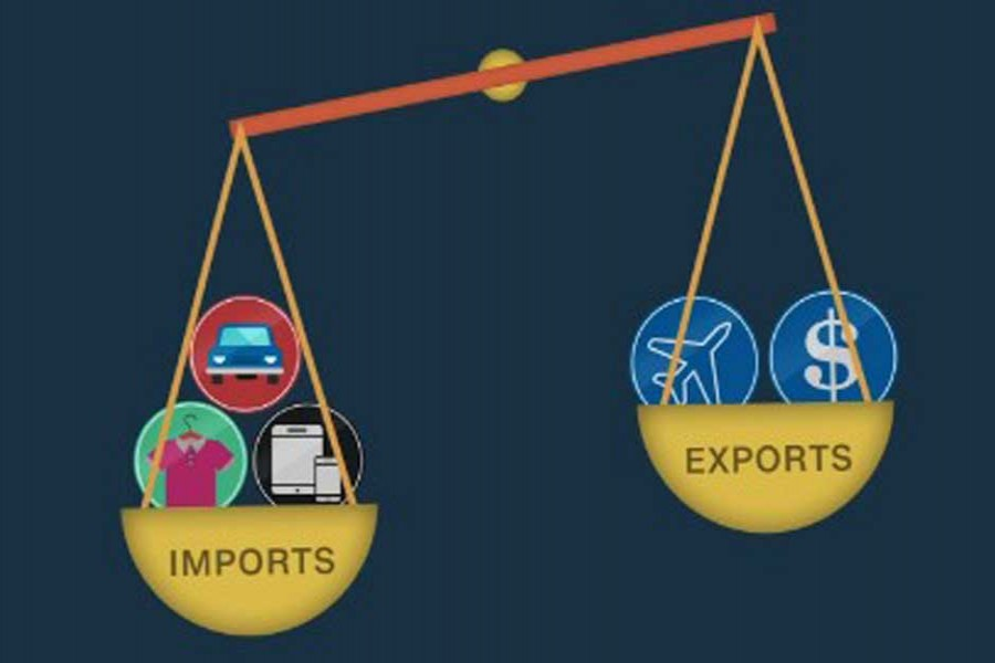 Trade deficit crosses $11b level in eight months
