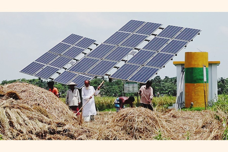 Bangladesh boasts largest solar power programme, offering clean energy to 20m