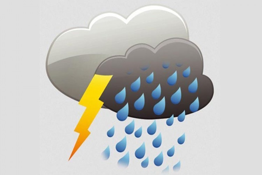 Rain, thundershowers likely across six divisions