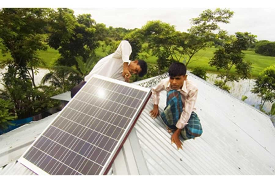 Solar Home System and rural transformation