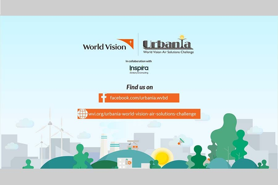 World Vision Bangladesh launches idea competition to address urban air pollution