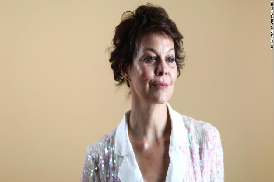 'Harry Potter' star Helen McCrory dies at 52
