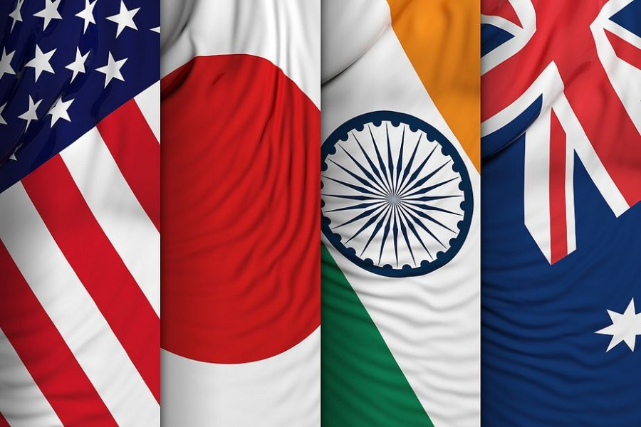 US took note of China's warning to Bangladesh against Quad: Official