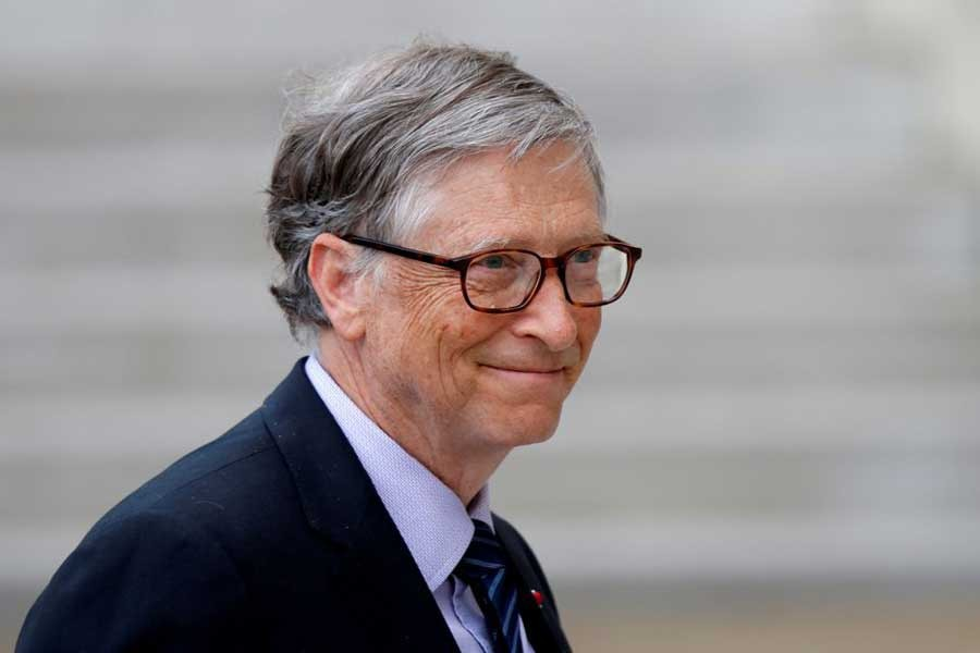 Microsoft says it investigated Bill Gates' relationship with employee