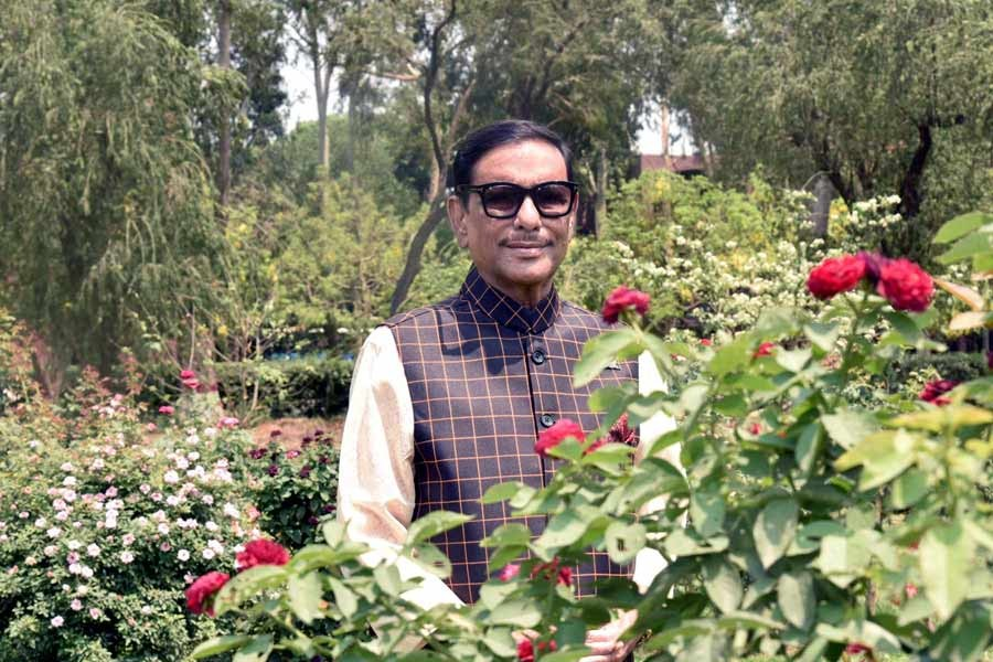 Obaidul Quader describes BNP as party of repressors, looters
