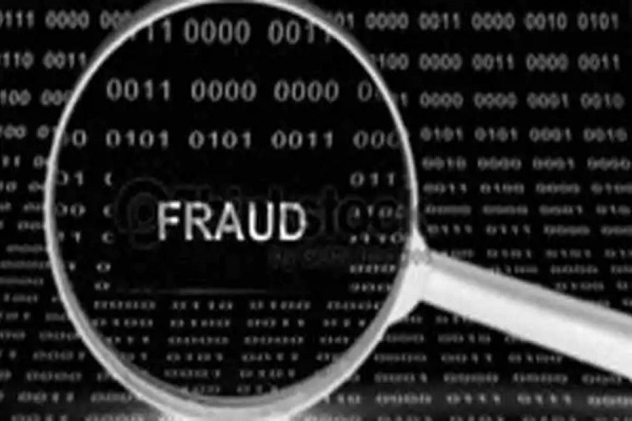 Fraudsters on the prowl