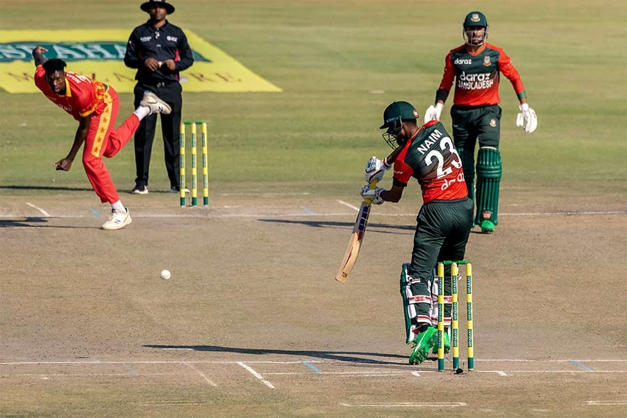 Tigers get eight-wicket win in their 100th T20I