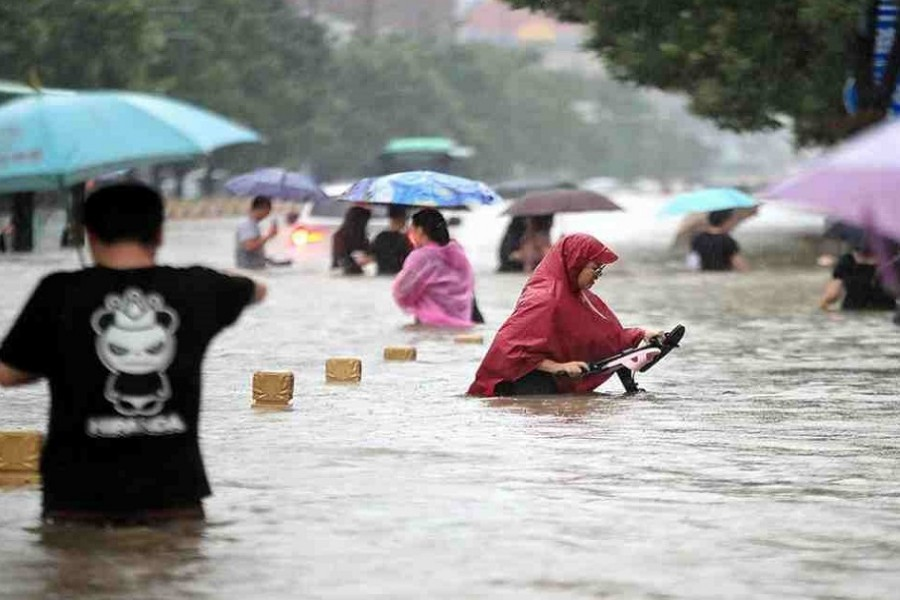 Water-related hazards top list of 10 most destructive disasters, says WMO