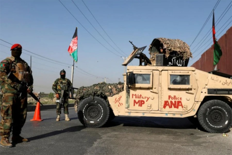 Curfew imposed in Afghanistan to counter Taliban advances