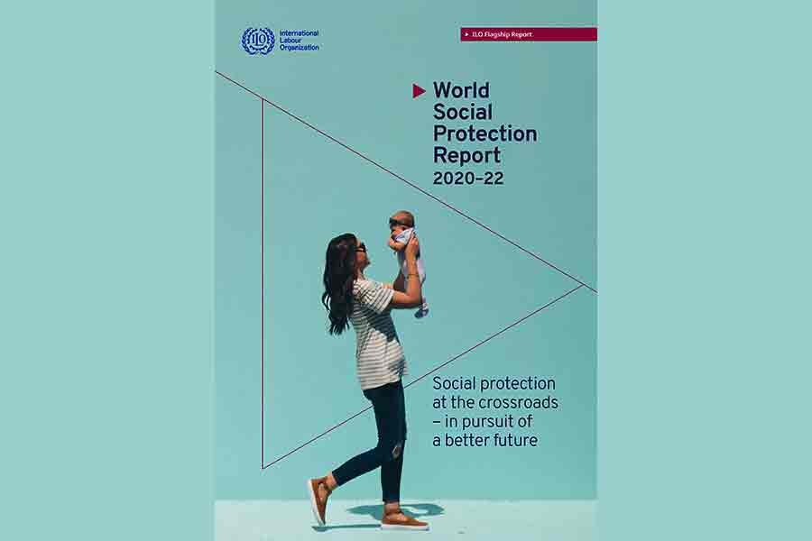 Over 4.0b people still lack any social protection, ILO report finds