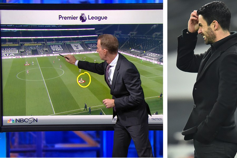 What's the problem with Arteta's System?