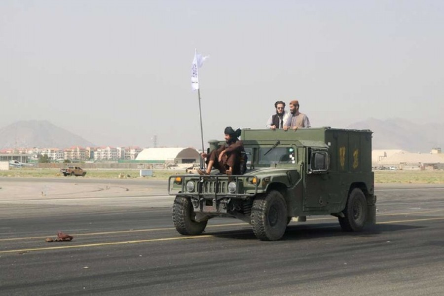 The Afghanistan imbroglio has become more convoluted