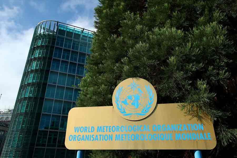 The headquarters of the World Meteorological Organisation (WMO) in Geneva of Switzerland -Reuters file photo
