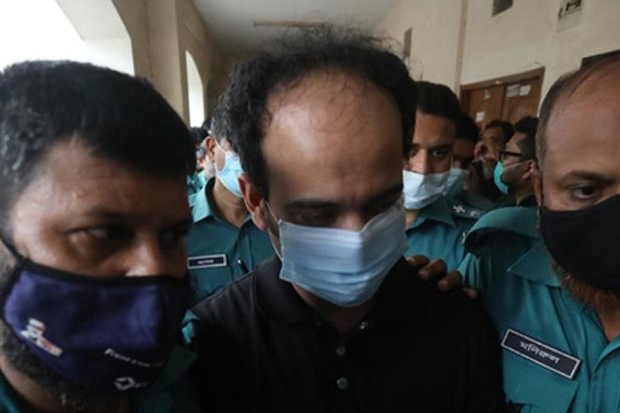 Evaly CEO Rassel, his wife on three-day remand