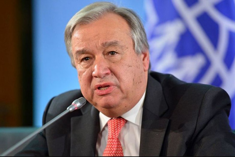 UN chief calls for efforts to continue campaign against sexual abuse