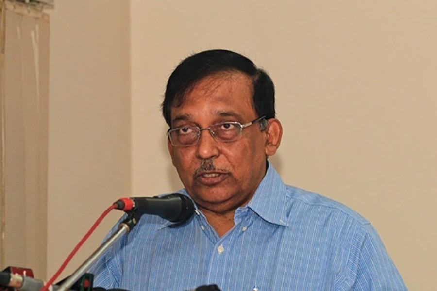 Home minister describes BFIU letter to journalist leaders as unexpected