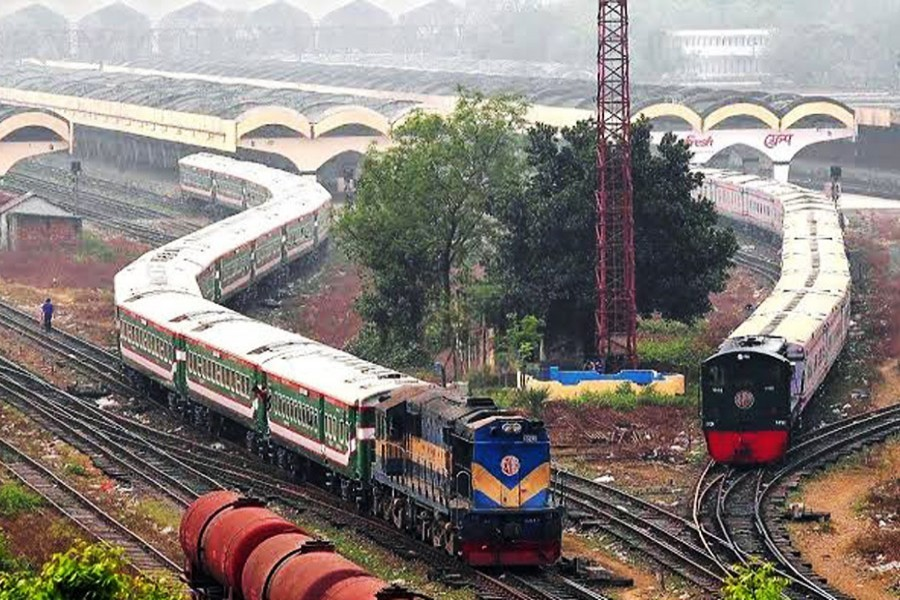 Dhaka- Cox's Bazar train service project completion deadline extended to June 2024