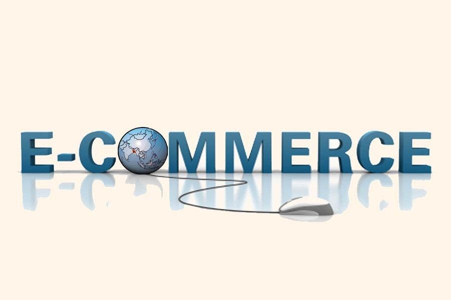 e-commerce in troubled waters