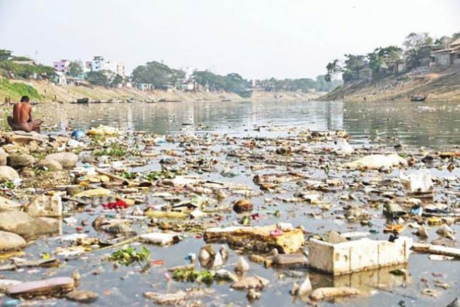 Greeners demand punishment of river polluters