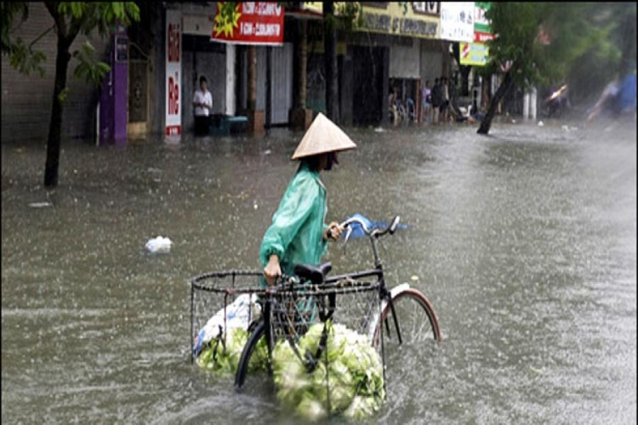 Floods claim nine lives in Vietnam