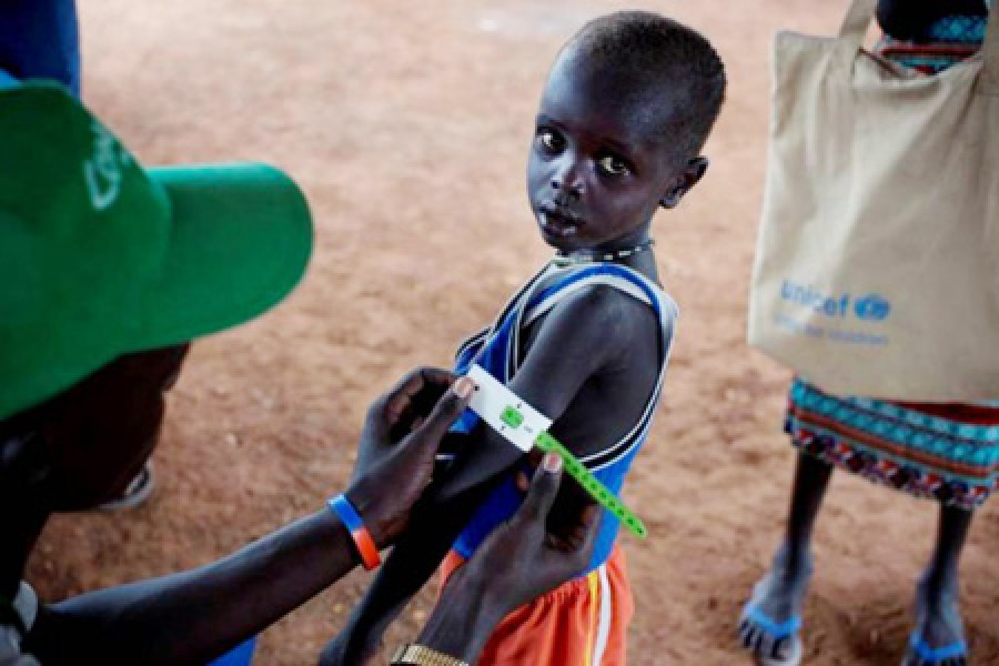 S Sudan famine eases, but more going hungry: UN