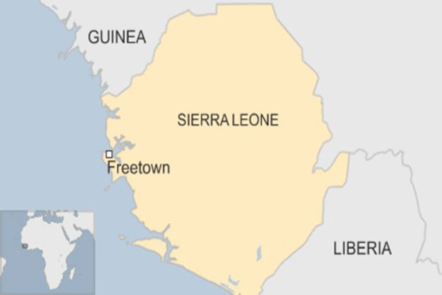 Over 179 die in Sierra Leone mudslide